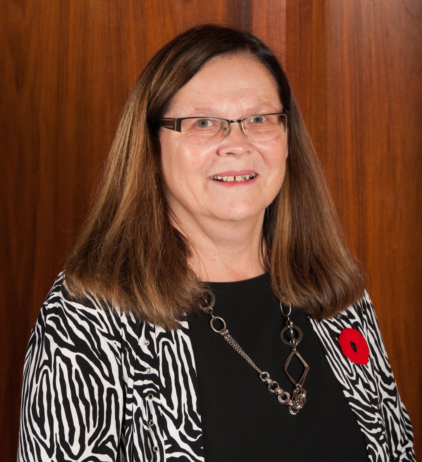 Mayor Debbie Fiebelkorn