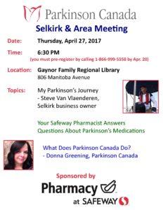 Parkinson Meeting
