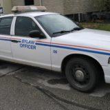 By-law enforcement vehicle