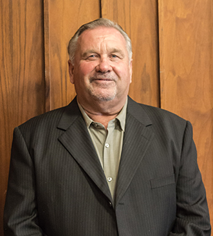 Councilor Dave Sutherland Ward 2