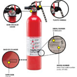 recalled fire extinguishers