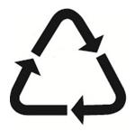 plastic recycling symbol
