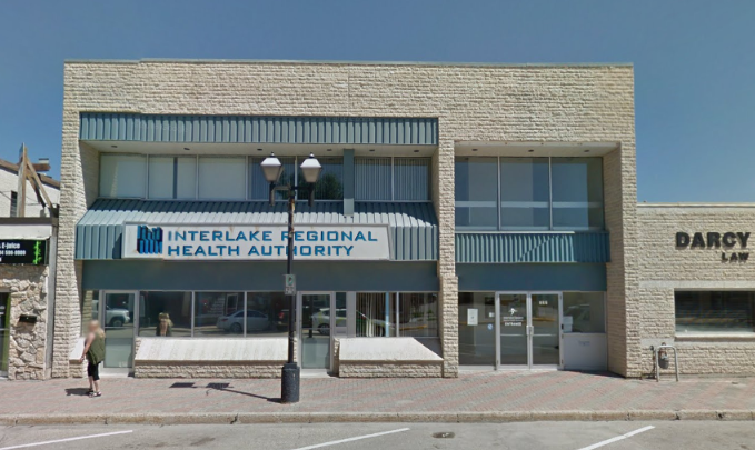 Interlake-Eastern Regional Health Authority Selkirk office