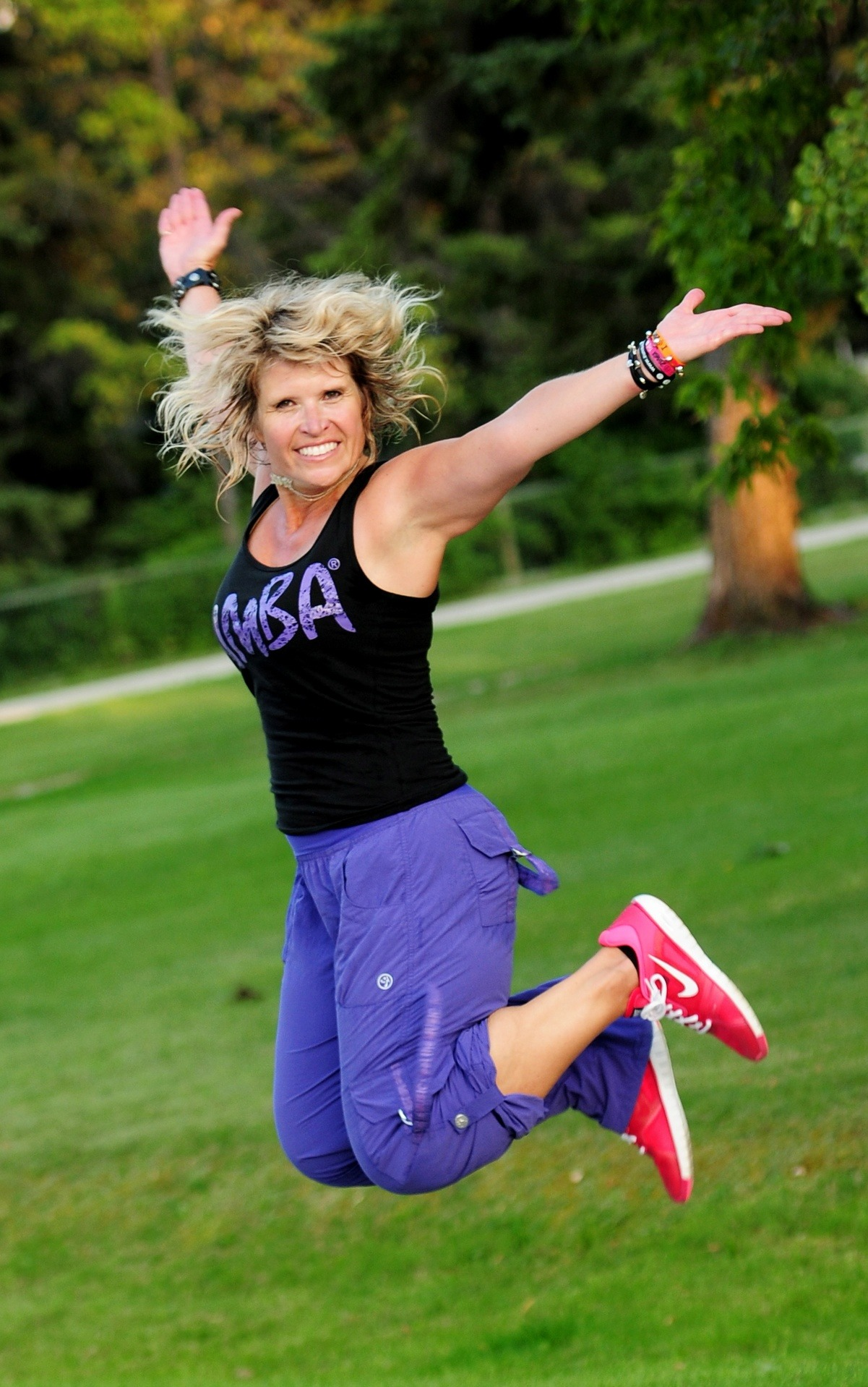 Jan Keryluk Zumba Instructor