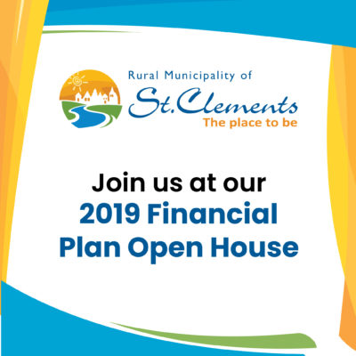 2019 Financial Plan Open House