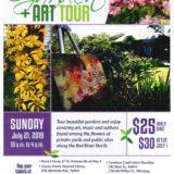 Garden and Art Tour 2019