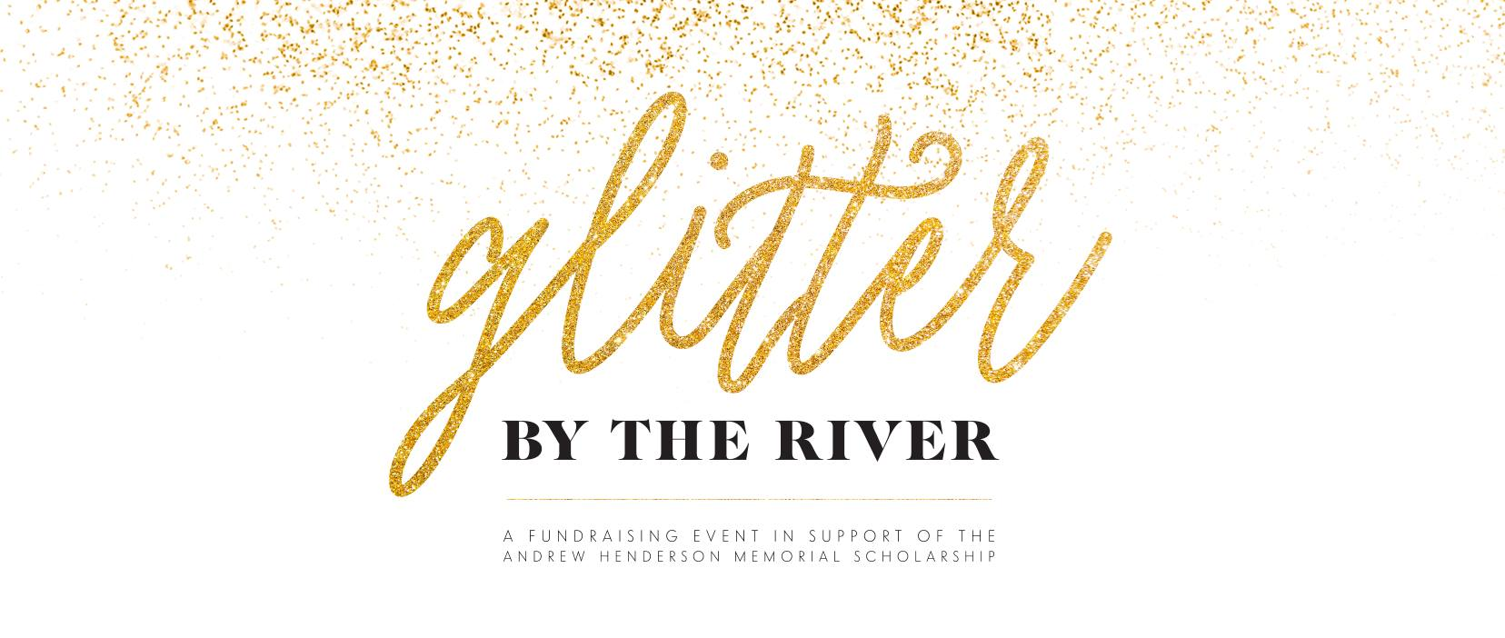 Glitter by the River event