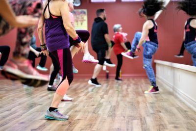 Move & Groove class